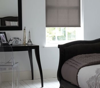Nicely setup home curtains and blinds by Stallion Vision